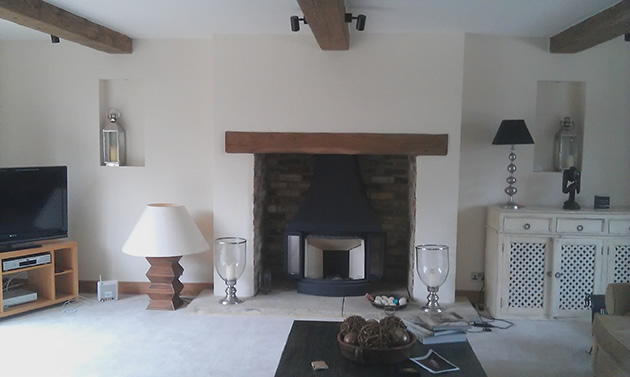 Internal & External Decoration by Brian Huntly Builders Ltd.